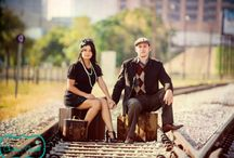 engagement shoot / by Tiffany Wichert