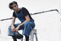 Luca Fersko / Italian-American fashion and hair blogger and vlogger, as well as model, who has earned over 230,000 YouTube subscribers. He is 18 years ago. Birthday: April 2, 1998
