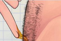 Shaving / Permanent hair removal