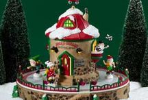 Department 56 North Pole Series / by Nancy
