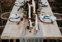 Moody weddings