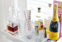 Camille Simmons: Bar Cart