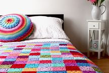 hekel / Blankets and rugs diy