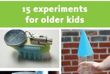 Older kids activities