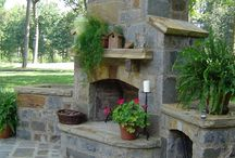 Outdoor Spaces / by Cindi Rowley Designs