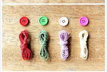 Braccialetti bottoni / E altre cose