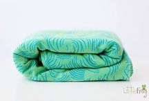 Little Frog / The colorful wraps from Little Frog