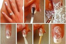 Nails / by Catriona Starpins
