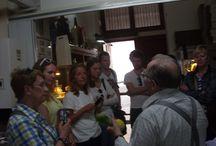 Liquorificio Carlo Mansi / Ancora degustazione per i nostri studenti. Questa volta l'escursione è stata a Minori presso il Liquorificio Mansi.