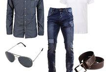 Outfits Hombre Alpha Noir / Descubre los Looks que te proponemos desde www.alphanoir.es y marca tendencia con tu ropa  Si te gusta, comparte nuestros Outfit en las Redes ;)