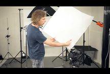 DIY Light Modifiers / www.photigy.com
