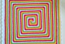 crochet (baby blanket) / by Lori Fantauzzi