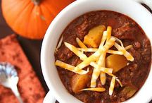Fall Recipes-Everything With Pumpkin