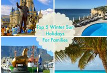 Family Travel Inspiration - Winter Sun Destinations