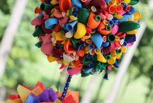 Palloncini e decorazioni