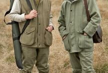 Hunting and Shooting Guides / This pinterest board includes all of our guides on what clothing and footwear to wear when out hunting or shooting. Find out what to wear if a shooter, beater, loader or dog handler.