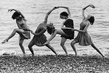Niki Beach session with ballet girls