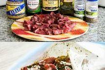 carne rossa e maiale