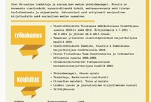 I'm pro, please hire me! eli #somerekry-referenssejä / Emmi Nuorgam on valmis uusiin haasteisiin keväällä 2015.