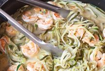 Zoodles Recipes ....