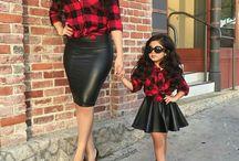 Mom & daughter photos <3