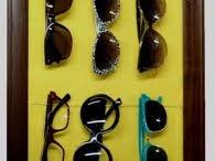Organizador gafas