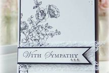 Sympathy Cards / by Jessica Taylor