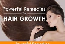 Hair Care / Natural Remedies and Products