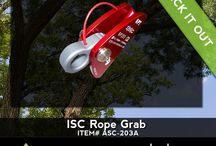 ISC Arborist safety Gear