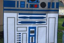 Star Wars quilts