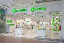 Liikkeet - Kauneus ja terveys / Kauppakeskus Hansassa toimii lukuisia kauneuden ja terveyden parissa toimivia yrityksiä. Tervetuloa tutustumaan!