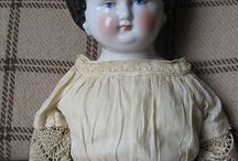Antique Dolls / by Diane Guidice