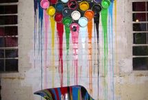 Wow! recycled art