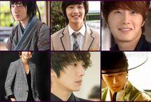 Ilwoo Jung's roles