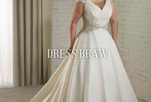 ENGLISH - WEDDING - Dresses