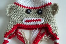 Baby Crochet Hats / by April Acton