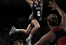 Netball / Great pic of netball