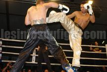 Sellam Marvim / Boxeur boxe pieds poings Fullcontact K-1