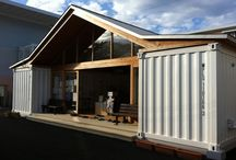 Container house and mini home