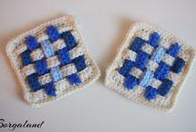Nagyikocka - Granny squares