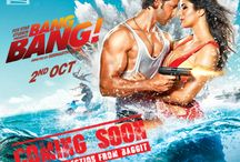 "Stay tuned to 2014's most fashionable affair of Baggit & BangBang spot Katrina with Baggit! / Baggit, one of the largest selling bag brands in India has become the official handbag partner of the most awaited movie of this year, Bang Bang starring Katrina Kaif and Hrithik Roshan that releases on October 2.Katrina will be sporting a trendy look at the movie with bags from Baggit.Baggit has also decided to launch an exclusive collection called the ""Baggit Bang Bang Collection"". Stay Tuned to this Fashionable Affair ..."