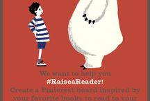 #RaiseAReader