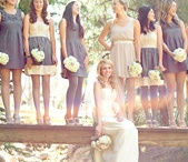 Bridesmaids / by Sunny Days and Starry Nights