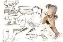 Luis Gadea / study of