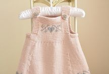 Child's pinafore