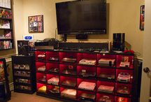 Game room / by Ashley Lineberger