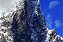 Le più' alte montagne del mondo