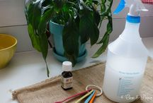 Homemade cleaning solution recipes