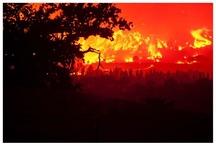 Franschhoek fire