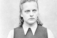 """Verbrecher(innen) des 3. Reiches (Nur ein TOTER Nazi ist ein """"guter"""" Nazi)"""